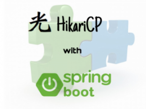 hikaricp with spring boot