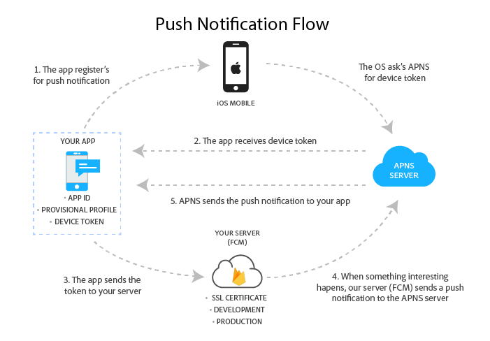 SEND PUSH NOTIFICATION TO ANDROID AND IOS APP [PART 3] | Custom