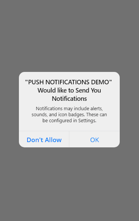 how to make custom alert notifications for whatsapp